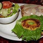 Hawaiian Chicken Burger
