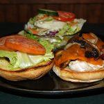Western Chicken Burger
